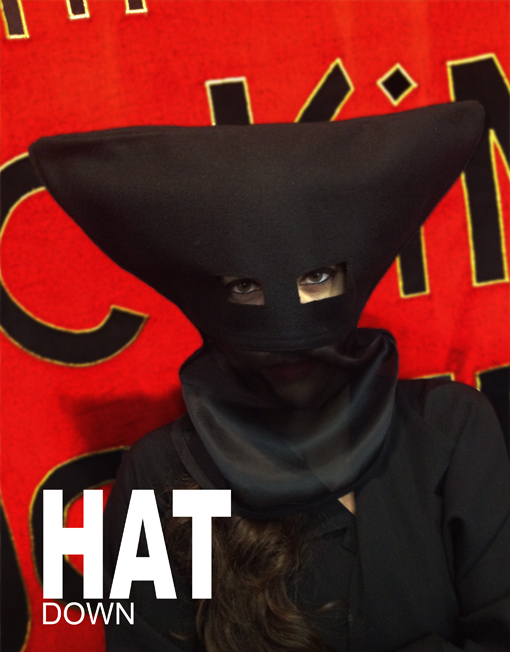 HAT down B