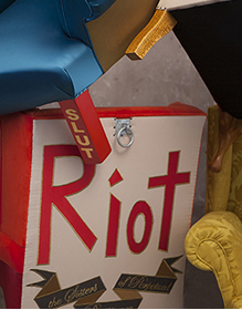 Riot chairs